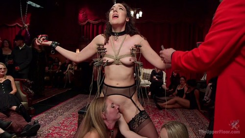 A Slave Orgy Like No Other