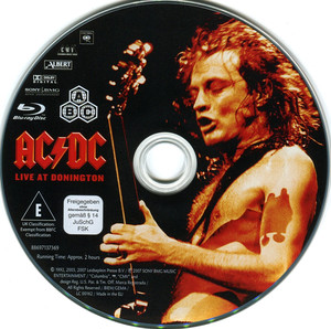 AC/DC - Live at Donington (2007) [BDRip 1080p]