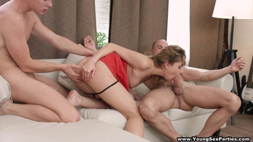 Young Sex Parties : Connie Sparkle