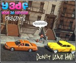 Updated New fantastic comic by Y3DF - Dont Leave Him - 111 pages