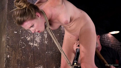 Ashley Lane – Brutal Predicament Bondage, Relentless Torment, and Screaming Orgasms !