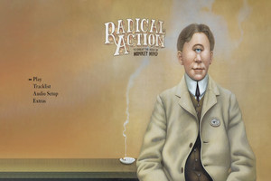 King Crimson - Radical Action: To Unseat The Hold Of Monkey Mind (2016) [2xDVD9]