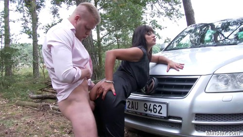 Fully Clothed Pissing : Tera Joy Wants More