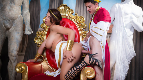 Ayda Swinger - Big Tits In History: Part 2 - BraZZerS 2016