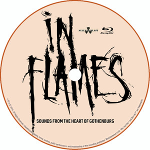 In Flames - Sounds From The Heart Of Gothenburg (2016) [BDRip 1080p]