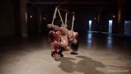 Ariel X & Izamar Gutierrez – Loser's Smackdown 2 : Tough Slut Training