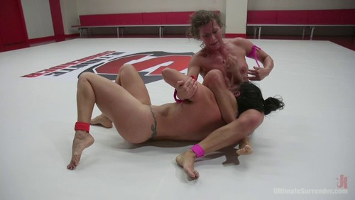 Ariel X & Izamar Gutierre – Champion vs Champion Winner takexs Loser to Whipped ass.