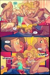 Update comic by Jabcomix - A Model Life 2 - 22 pages - 2016