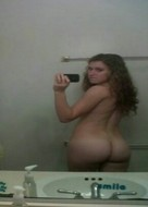 Hot Teen Naked Selfie Part 3