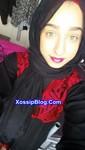 Cute UK Hijab Pakistani Girl Boobs Show