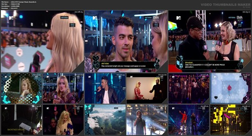 VA - 2016 MTV Europe Music Awards (2016)[HDTV 1080i]