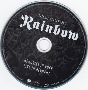 Rainbow - Memories in Rock: Live In Germany (2016)