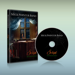 Mick Pointer band - Script Revisualised (2016)