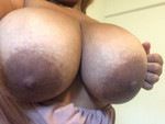Hot Ebony Milf with Big Boobs would love Fucking Hard Now!