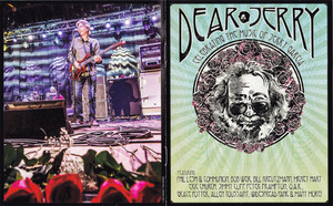 VA - Dear Jerry: Celebrating The Music Of Jerry Garcia (2016)