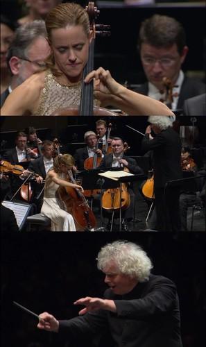 Berliner Philharmoniker - Elgar, Ligeti, Stravinsky, Wagner (2016) [BDRip 1080p]