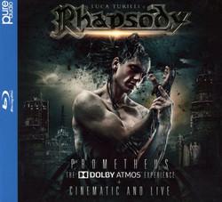 Luca Turilli's Rhapsody - Prometheus (The Dolby Atmos Experience) [2016] Blu-ray Audio