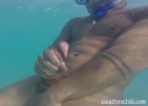 Underwater porn gay