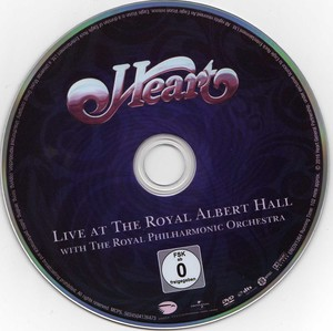 h13t2gkb8fng t - Heart - Live At The Royal Albert Hall (2016) [DVD9]