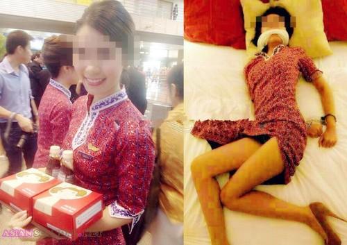 Thailand Porn Scandal Lyon Bondage Orgasm Porn Video