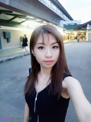 Pretty Singaporean Innocent Model Loving Sex