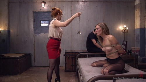 Mona Wales & Penny Pax – Anal Psycho 2