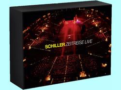 Schiller - Zeitreise Live (2016) [BDRip 1080p]