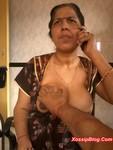 Mature Indian MILF Nude Show 3