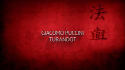 Giacomo Puccini - Turandot (2015) [Blu-ray]