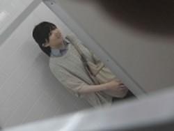 【お銀】「洗面所突入レポート!!」vol.31 Σ(||゚Д゚)ヒィ~!!