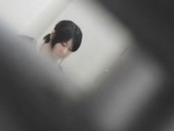 【お銀】「洗面所突入レポート!!」vol.32 執念