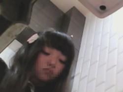 【投稿作品】女子大生やOLのティーンガールのトイレ覗き‼ File18