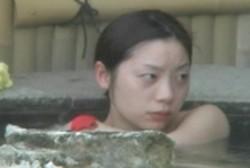露天風呂盗撮のAqu●ri●mな露天風呂 Vol.596