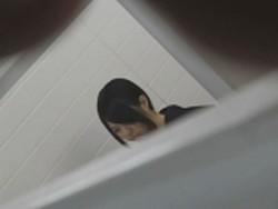 【お銀】「洗面所突入レポート!!」vol.34 出る様子をご確認ください