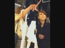 投稿作品 ハイビジョン盗撮!独占公開 ショップ店員千人斬り!パンチラ編 File09