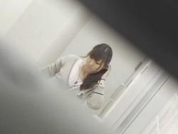 【お銀】「洗面所突入レポート!!」vol.37 ホクロと菊門