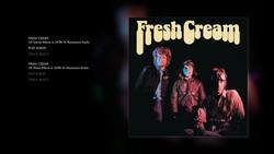 Cream - Fresh Cream - 50th Anniversary (2017) [Blu-ray]