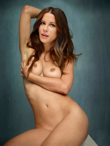 Kate Beckinsale nude photo shoot for Playboy magazine UHQ