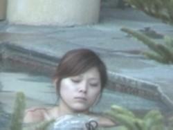露天風呂盗撮のAqu●ri●mな露天風呂 Vol.609