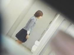 【お銀】「洗面所突入レポート!!」vol.40 温泉スタイル