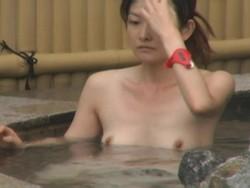 露天風呂盗撮のAqu●ri●mな露天風呂 Vol.611