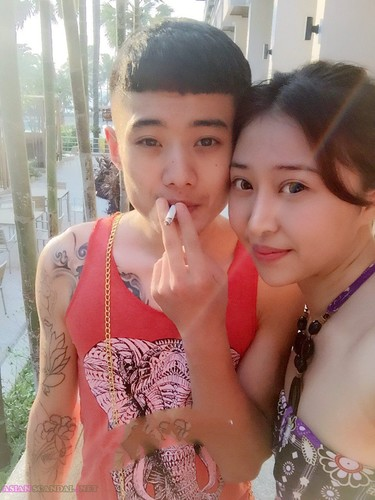 Chinese Girl Wang Dongyao Was Fucked Buy Tattoo Man
