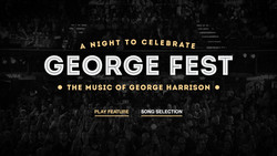 VA - George Fest: A Night to Celebrate the Music of George Harrison (2016) [Blu-ray]