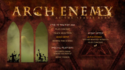 Arch Enemy - As The Stages Burn! (2017) [Blu-ray]