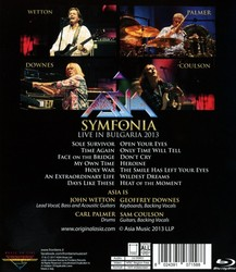 Asia - Symfonia: Live in Bulgaria 2013 (2017) [BDRip 720p]