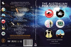 The Australian Pink Floyd Show - Everything Under The Sun (2016) [2xDVD5]