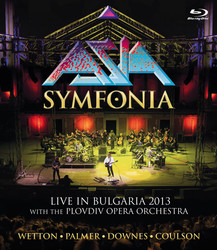 Asia - Symfonia: Live in Bulgaria 2013 (2017) [BDRip 1080p]