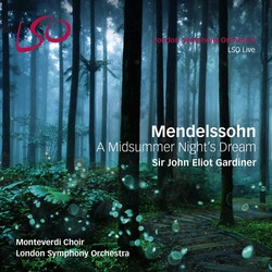 Felix Mendelssohn - A Midsummer Night's Dream (2017) [Blu-ray Audio]
