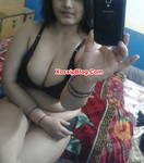 Big Boobs Pakistani Girlfriend Nude Selfie