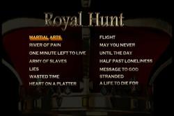 Royal Hunt - 2016 (25 Anniversary) [2017] (DVD9)